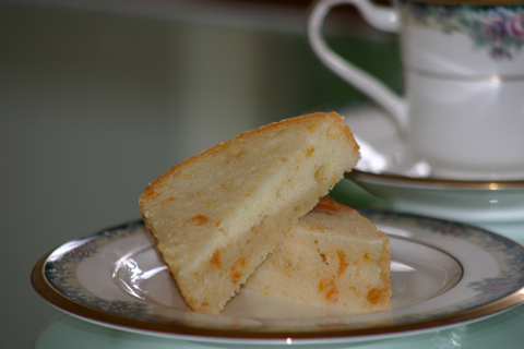 Apricot Low Fat Tea Breads