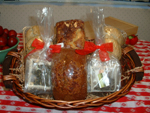 The gift basket is one of many featured mrsappletree products